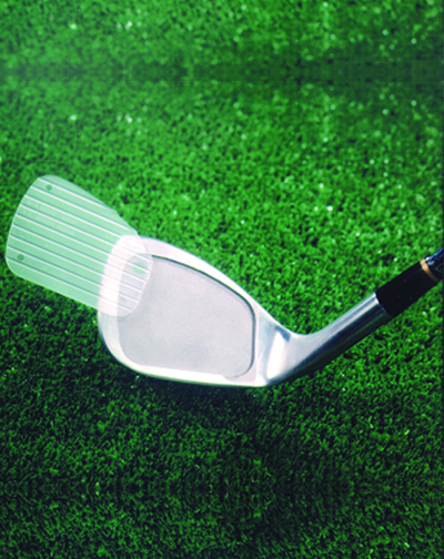 golf wedge demo